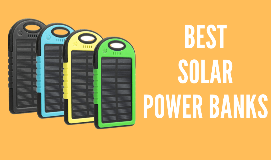 best-solar-power-banks